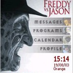 Freddy vs Jason Skins by DeBuG