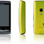 Sony Ericsson X10 Mini… LIME!