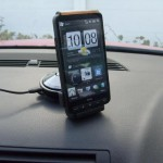 HTC Car Upgrade Kit for HD2