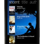 Kindle App for Windows Phone 7