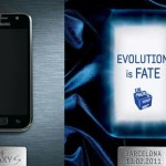 "Samsung tease with an ""Evolution"""