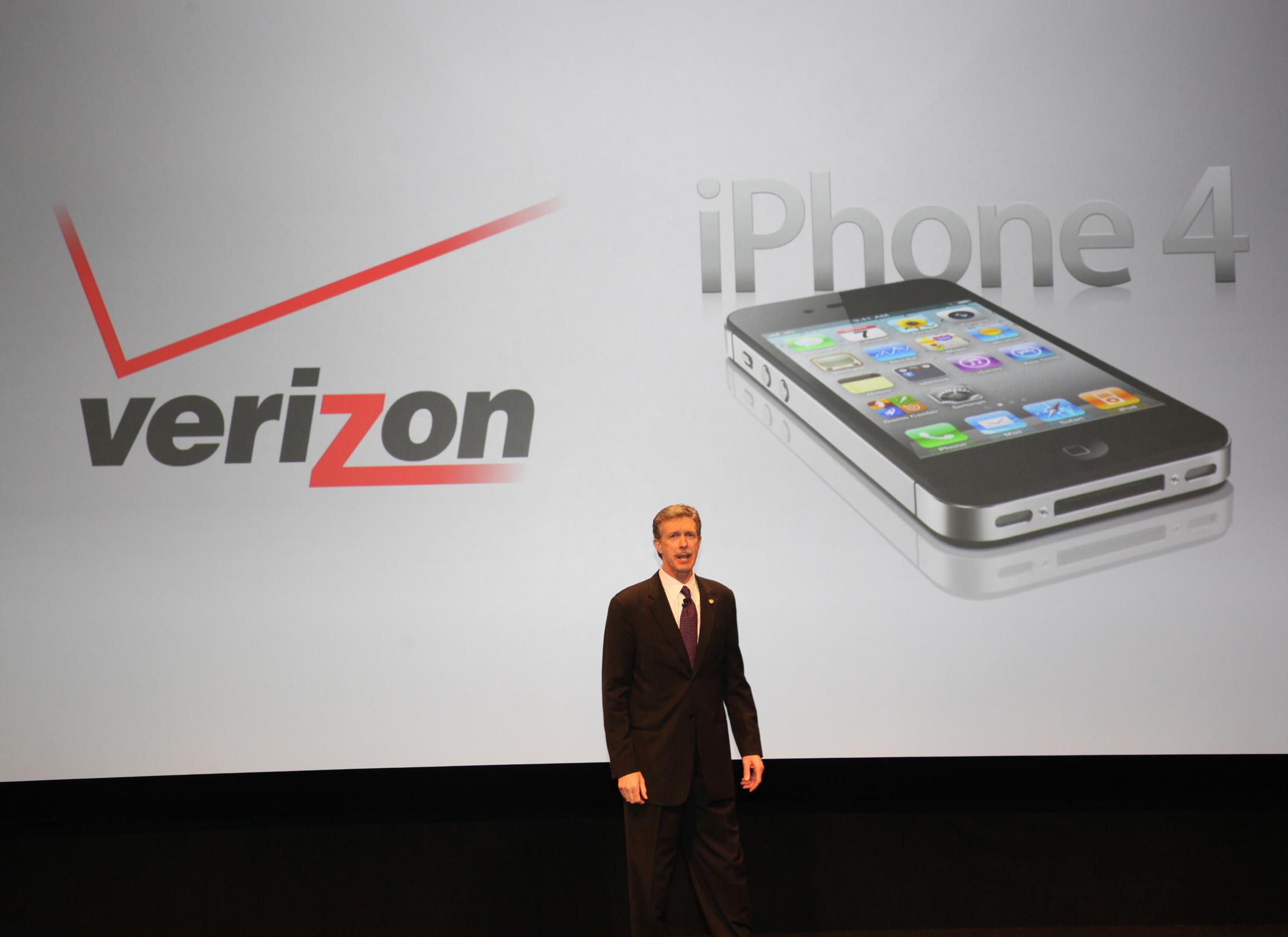 Verizon Wireless & Apple Team Up to Deliver iPhone 4 on Verizon