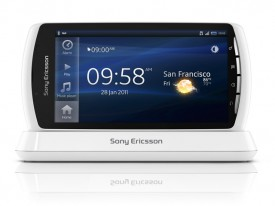 O2 confirms Sony Ericsson Xperia Play white exclusive