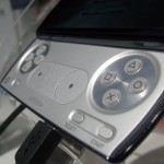 Sony Ericsson Xperia PLAY – Up close