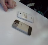 HTC ChaCha and Salsa   Up close