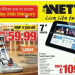 7″ Android Tablets, now from Netto too