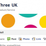 Three Launches Facebook Page