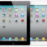 Three to range the iPad 2
