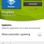 Coolsmartphone Recommended App – Dropbox