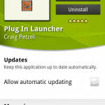 Coolsmartphone Recommended App – Plug In Launcher