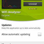 Coolsmartphone Recommended App – Wifi Analyzer