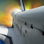 Tracking the space shuttle, on your Android