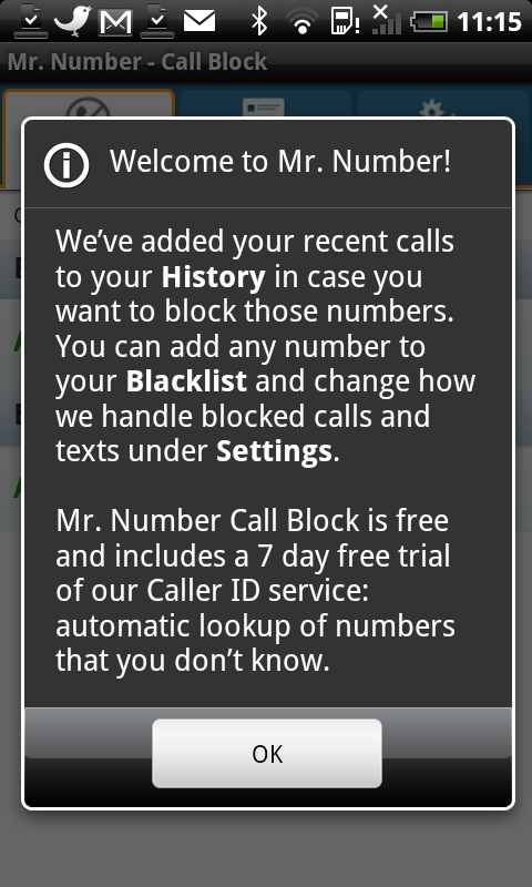 block calls from unwanted phone number This topic provides instructions on how to block unwanted phone calls on your   block unwanted and harassing calls by automatically rejecting numbers from a.