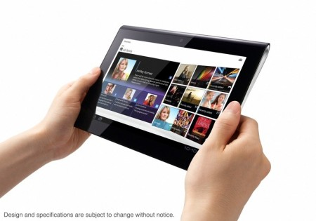 Sony Tablet S gets a minor maintenance update.