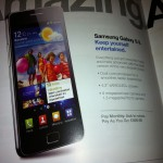 Samsung Galaxy S2 Now On Three