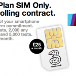 One Plan Sim, One Month Contract!!