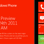 Next major release of Windows Phone 7 coming on May 24th
