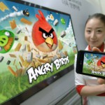 LG to include Angry Birds in new Optimus handsets