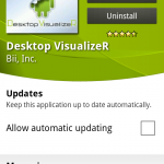 Coolsmartphone Recommended Android App – Desktop Visualizer