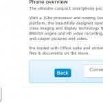 Xperia Mini Pro release dates