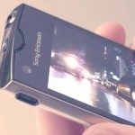 Sony Ericsson Xperia ray in video