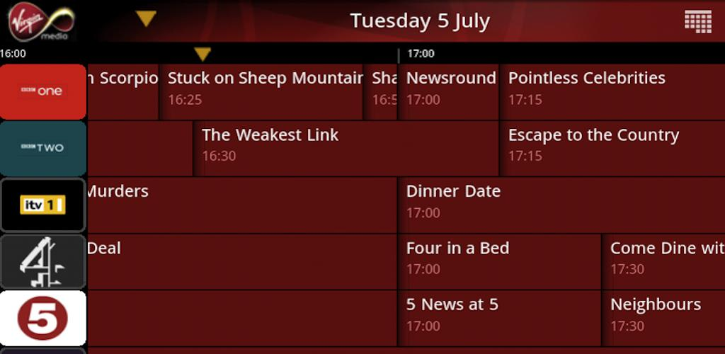 Virgin media tivo android app coolsmartphone - Can you watch sky box office on sky go ...