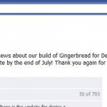 HTC Desire to receive Gingerbread this month