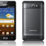 Samsung Galaxy R revealed