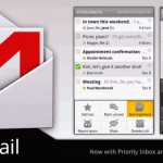 GMail Updated – Performance and possibly better battery life too