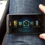 Some LG Optimus 3D Hands-on time