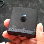 Soundbug2 Speakers on test