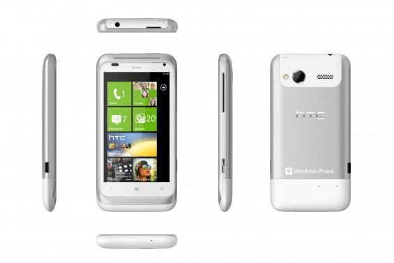 HTC Radar   6 views   Active White