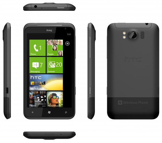 HTC TITAN   6 views   Carbon Grey