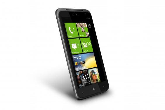 HTC TITAN   front left   Carbon Grey