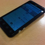 HTC Evo 3D Hands-on video