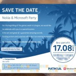 Nokia and Microsoft Party – Sea Ray Launch?
