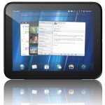 Android released for HP TouchPad