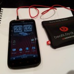 Hands on – HTC Sensation XE
