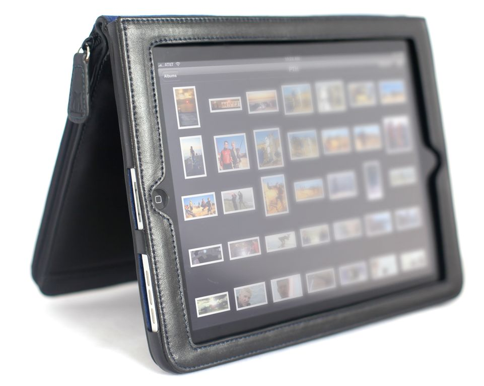 Review: Happy Owl Studios The Wallet case for iPad