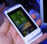 Hands On With HTC Radar