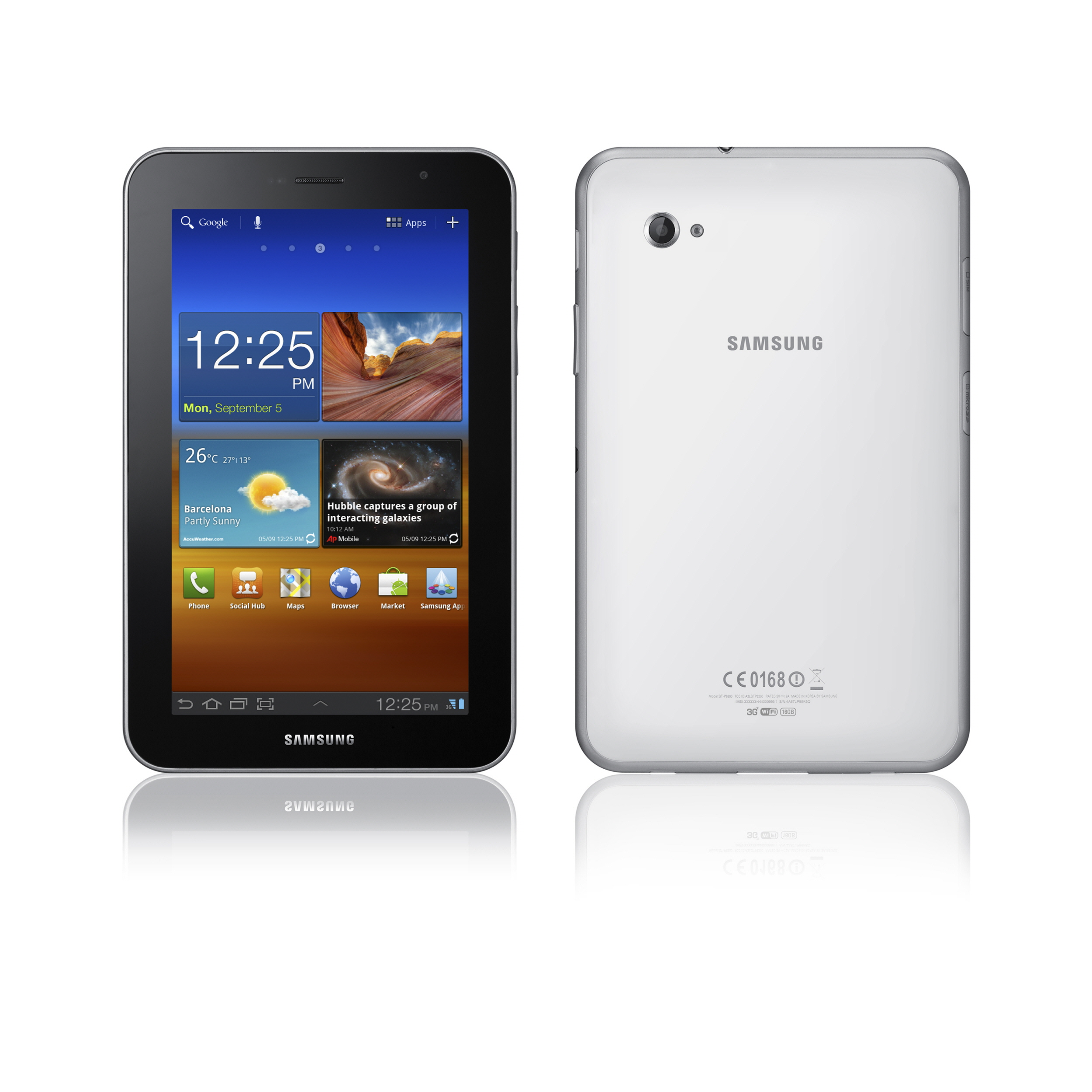 GALAXY Tab 7.0 Plus Product Image (1)