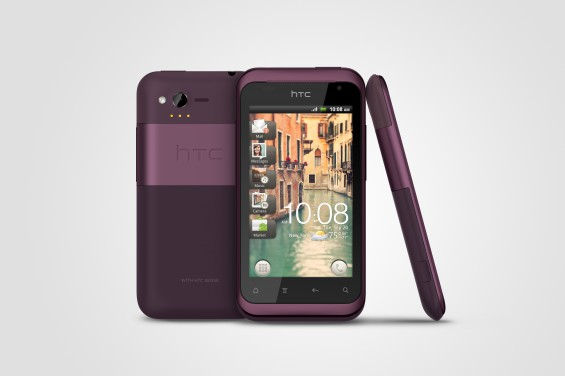 HTC Rhyme 3V Plum