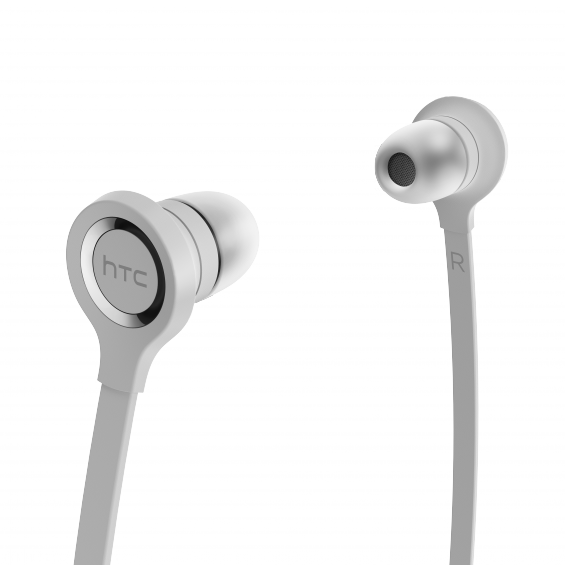 Rhyme Earbuds White