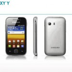 Samsung Galaxy Y Coming to Vodafone UK