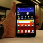 Galaxy Note gets the hands-on treatment