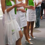 IFA – The booth babes