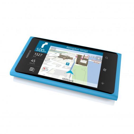 700 nokia lumia 800 maps