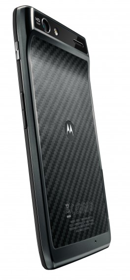 Motorola RAZR Dyn L Back Global