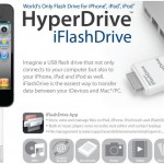 iFlashDrive iOS USB stick up for pre-order