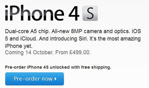 iphone4s s